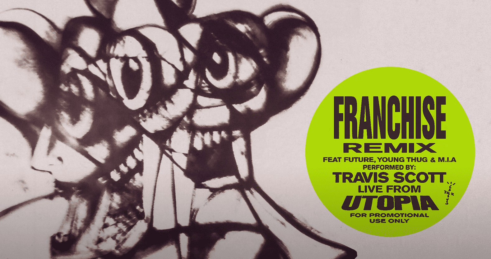 Travis Scott feat. Future, Young Thug & M.I.A. - FRANCHISE